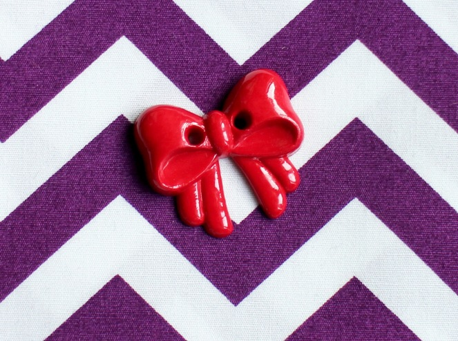 Bow buttons 1