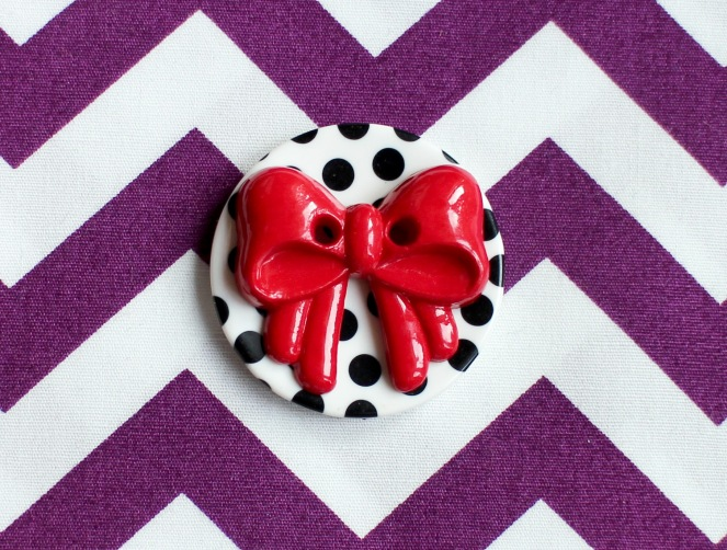 Bow buttons 2