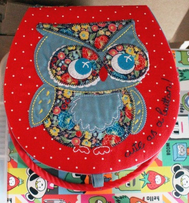 Owl sewing box 1